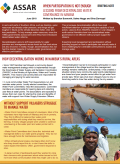 Namibia water governance info brief
