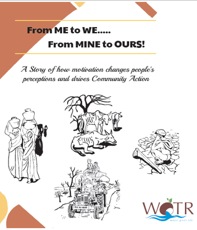 WOTR - From me to we: story of change