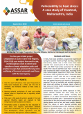 Vulnerability to heat stress: A case study of Yavatmal, Maharashtra, India