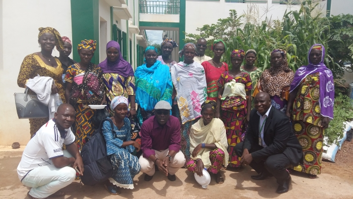 Building the adaptive capacity of women in Mali's Koutiala District