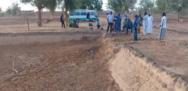 Capacity development around soil and water management in the district of Koutiala, Mali