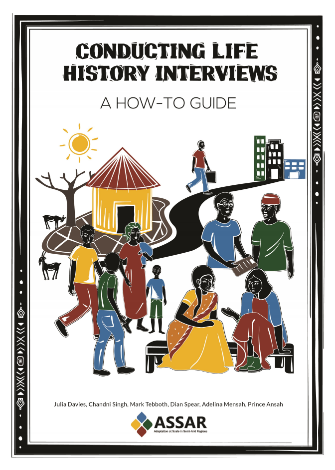 Conducting life history interviews: a how-to guide