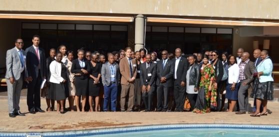 ASSAR Botswana's national VRA training workshop a resounding success