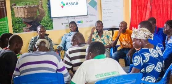 ASSAR Ghana launches Climate Advisory Resource Centres