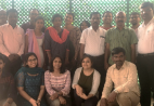 Building capacities in India through unlearning, learning and sharing